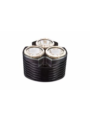 30W  Spreader/deck light, 74°, 6000lm, controllable (RS 485)