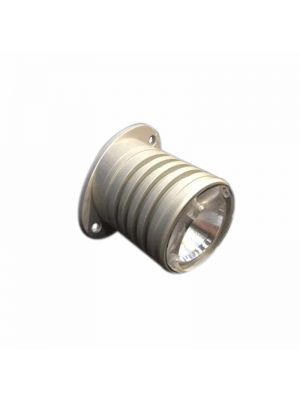 6W  Spreader/deck light 6°,surface mnt, dimmable