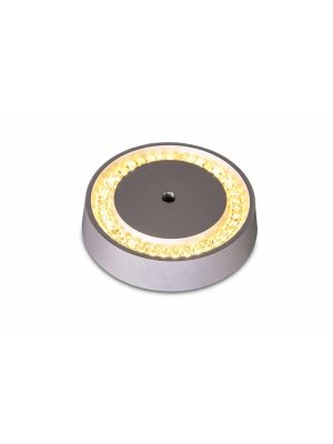 3W Spreader/deck light 30°, surface mnt, dimmable