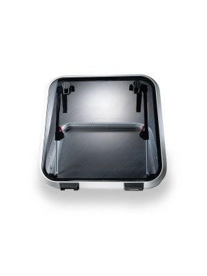 55 Series Powerboat hatch, BSI standard size (Cut out 420 x 420 radius 50)