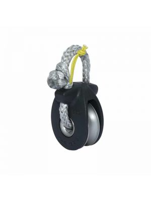 KBO4 SINGLE BLOCK_ Delivered with soft shackle