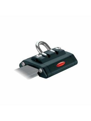Serie 30 Carrello con grillo basculante, lunghezza 100 mm, viti  2xM6