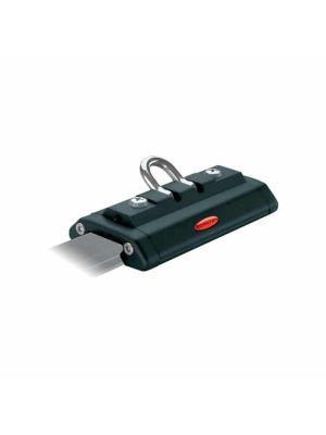 Serie 30 Carrello con grillo basculante, lunghezza 150 mm, viti  2xM6