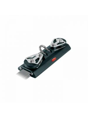 S30 Traveller Car 225mm,Shackle, 2 ControlSheaves