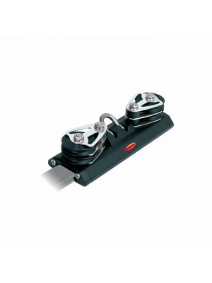 S30 Traveller Car 220mm,Shackle, 4 ControlSheaves