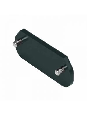 S30 Cover Plate, Black, incl.Screws for RC13081