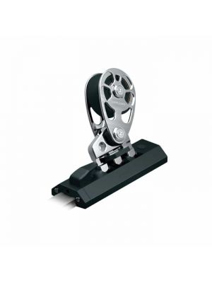 S42 GENOA CAR 280MM, 100MM SS BLOCK, TOWING LUG