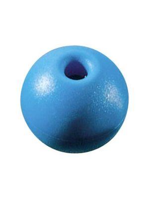 Parrel Bead,Blue,25mm