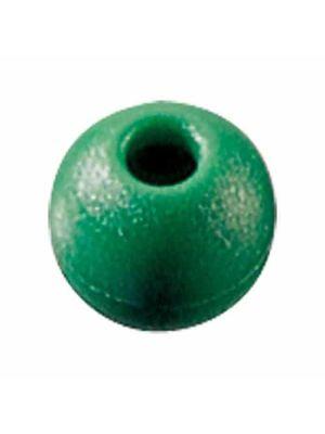 Pallina fermascotte Ø16mm, colore verde