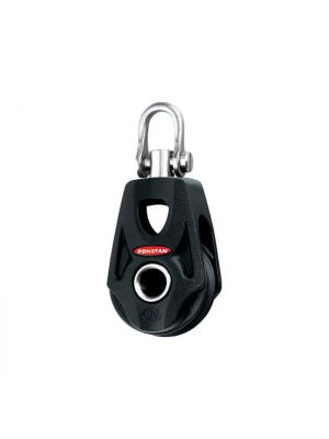 S30 BB OrbitBlock Single&Becket, Swivel Shackle