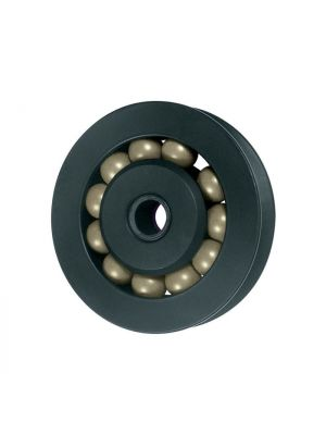 Series 40 BB Sheave, Alloy, 40mmx10mm x ID6.2mm