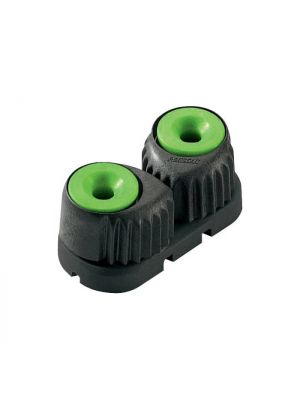 Small 'C-Cleat' Cam Cleat Green,Black Base