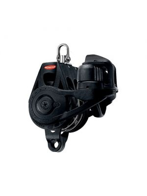 S55 RT Orbit Block,Triple Becket Cleat Swivel