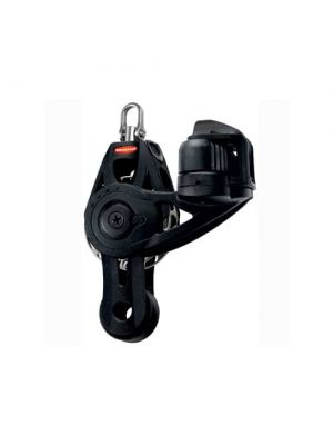 S55 RT Orbit Block,Fiddle Becket Cleat Swivel